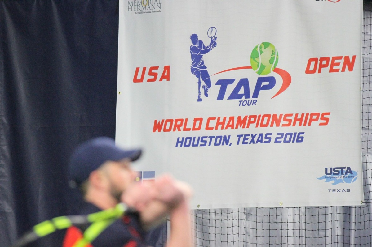 Houston Tournament Shows Off New Form Of Adaptive Tennis