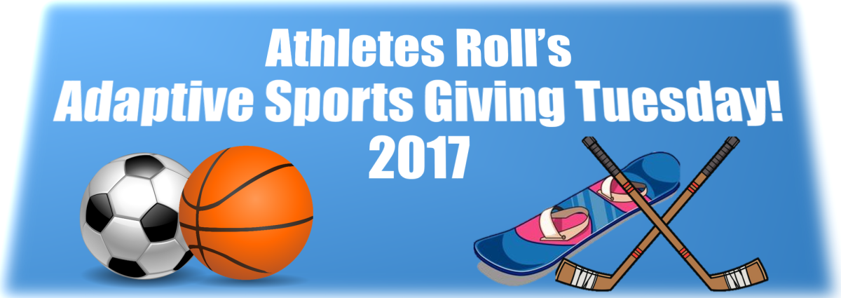 Adaptive Sports Giving Tuesday 2017!