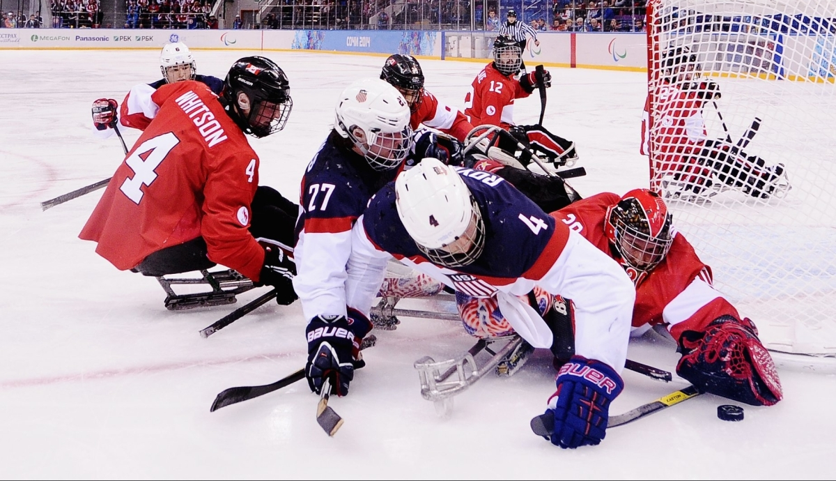 PyeongChang 2018 Winter Paralympic Games: Ice Hockey Preview