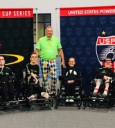 US Power Soccer Conference Cup Series Day 4: Local Teams